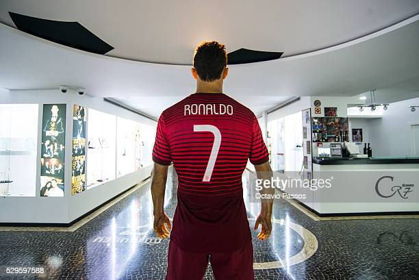 General view of the CR7 Museum of Portuguese footballer Cristiano Ronaldo on May 9 2016 in Funchal Madeira Portugal