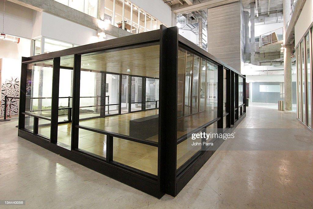 Craig Robins Collection Untitled By Rirkrit Tiravanija Glass