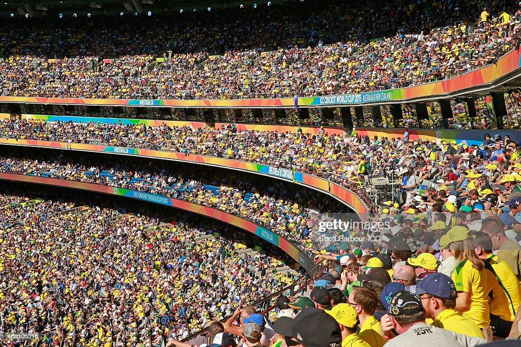2015 Cricket World Cup Final
