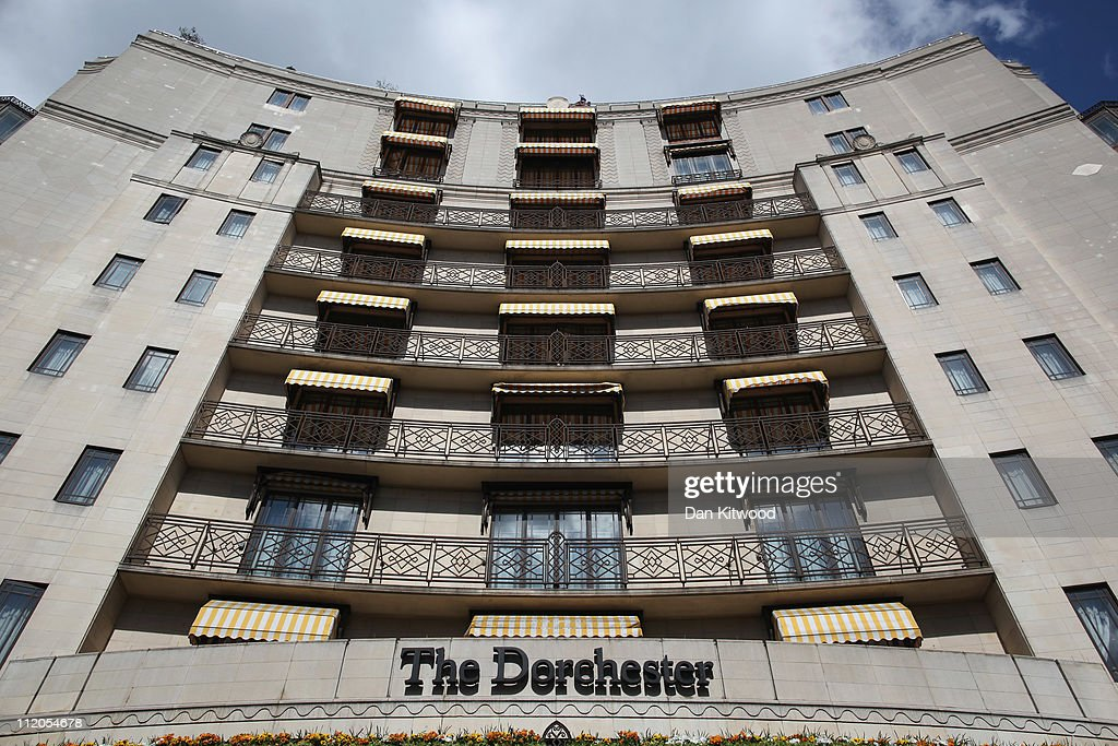 A general view of the Dorchester Hotel on April 12, 2011 in London, England.