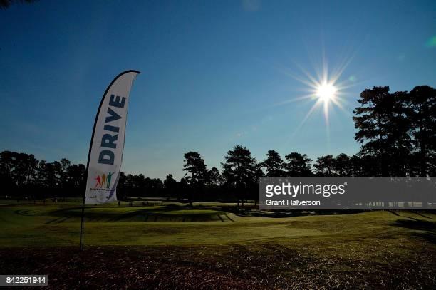 General view of The Drive Chip and Putt Championship at Pinehurst Resort on September 3 2017 in Pinehurst North Carolina