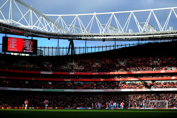 Arsenal v Huddersfield Town - FA Cup 4th Round : News Photo