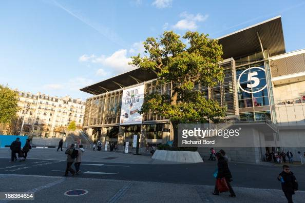 Porte de versailles stock photos and pictures getty images for Porte de versailles salon 2015