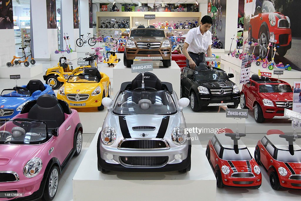 A general view of the exhibition hall of Goodbaby Group Co., Ltd. on July 6, 2012 in Kunshan of Jiangsu Province, China. Chinese Premier Wen Jiabao said Tuesday that stabilizing economic growth is the most pressing matter currently facing China. China's central bank's sudden cut in the benchmark interest rates for the second time in a month confirmed the pessimistic view of the current economic situation.
