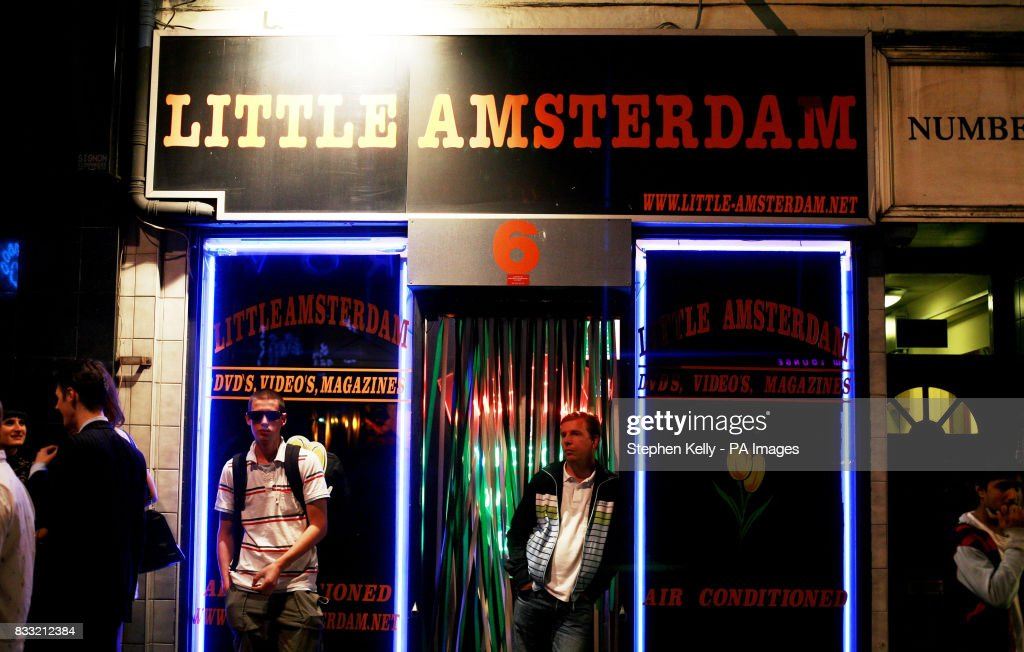 adult entertainment Amsterdam