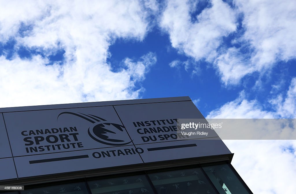 A general view of the exterior of the Canadian Sports Institute Ontario at the Toronto Pan Am Sports Centre (TPASC) on October 22, 2014 in Scarborough, Ontario, Canada.