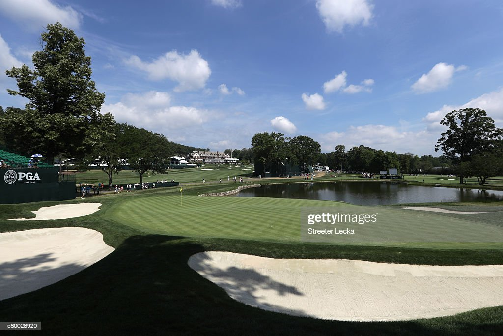 PGA Championship - Preview Day 1 : News Photo