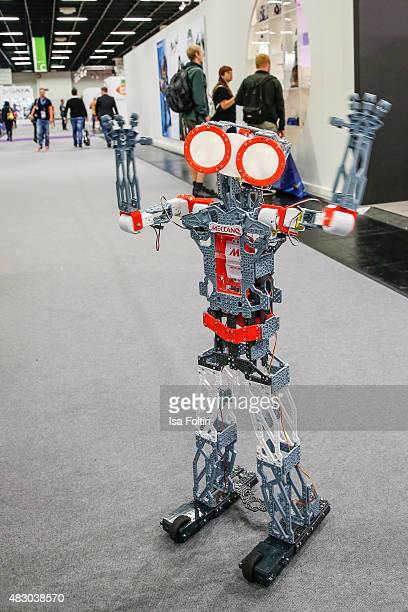 General view of the Gamescom 2015 gaming trade fair during the media day on August 5 2015 in Cologne Germany Gamescom is the world's largest digital...