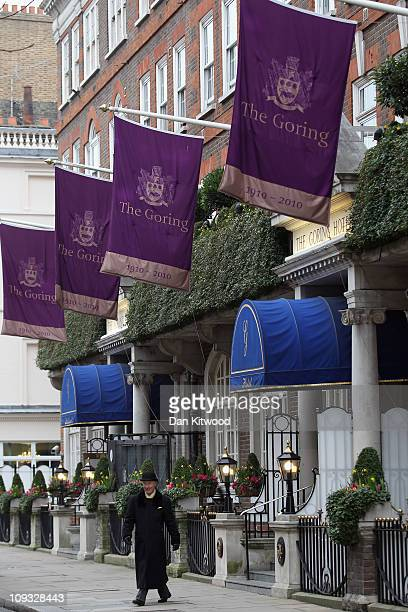 A general view of The Goring Hotel on February 21 2011 in London England
