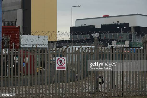 A general view of the Heysham 1 and 2 nuclear power stations on February 16 2016 in Heysham England French energy provider EDF has announced that the...