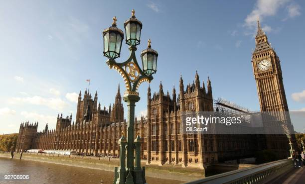 A general view of the Houses of Parliament on November 3 2009 in London England A review into MP's expenses published today by Sir Christopher Kelly...