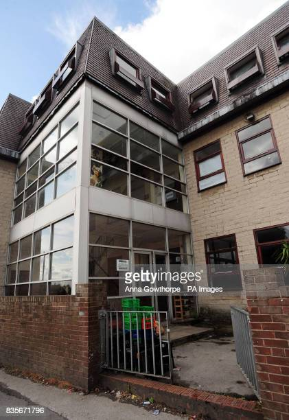 A general view of the Institute of Islamic Education in Savile Town Dewsbury West Yorkshire where teacher Abdullah Patel is said to have worked Mr...