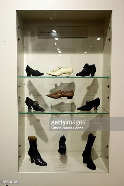A general view of the International Footwear Museum Of Vigevano on December 3 2009 in Vigevano Italy