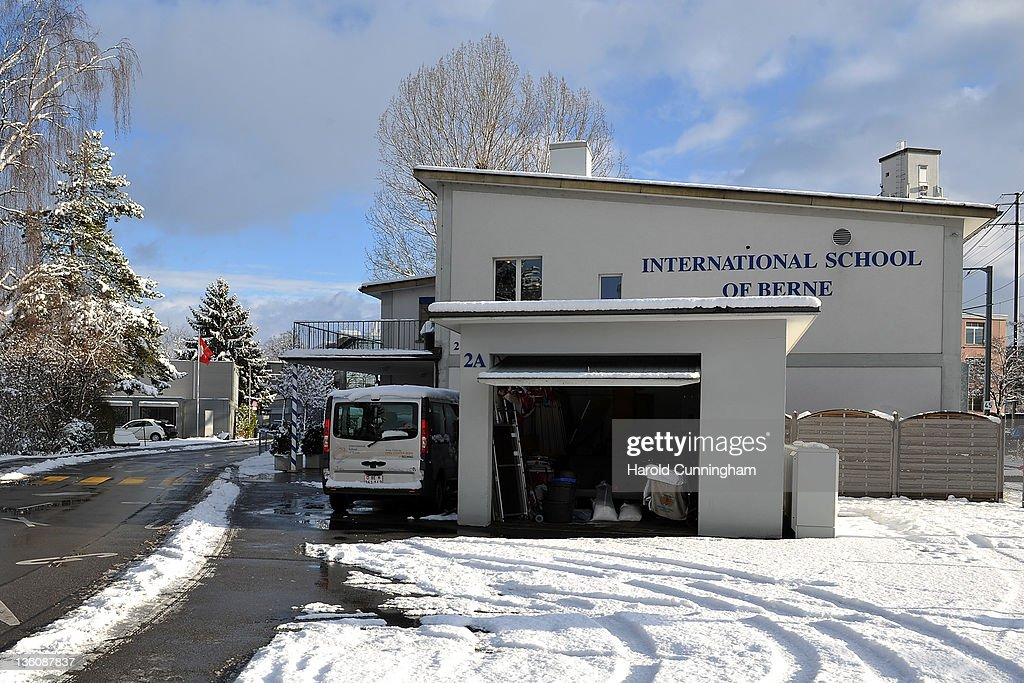 A general view of the International School of Berne is seen on December 19, 2011 in Guemligen, Berne, Switzerland. Following the death of North Korean leader Kim Jong-il of a heart attack on 17 December, 2011 at the age of 69, his third son Kim Jong-Un is expected to succeed his father. Kim Jong-Un is believed to have studied at the International School of Berne, under a pseudonym, which provides education for 280 students of diplomatic, academic and business families of over 40 nationalities.