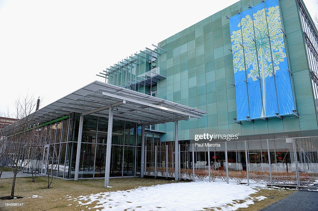 A general view of the Isabella Stewart Gardner Museum where thieves stole more than $500million in rare art in 1990 on March 22, 2013 in Boston.