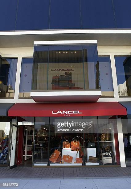 lancel outlet california