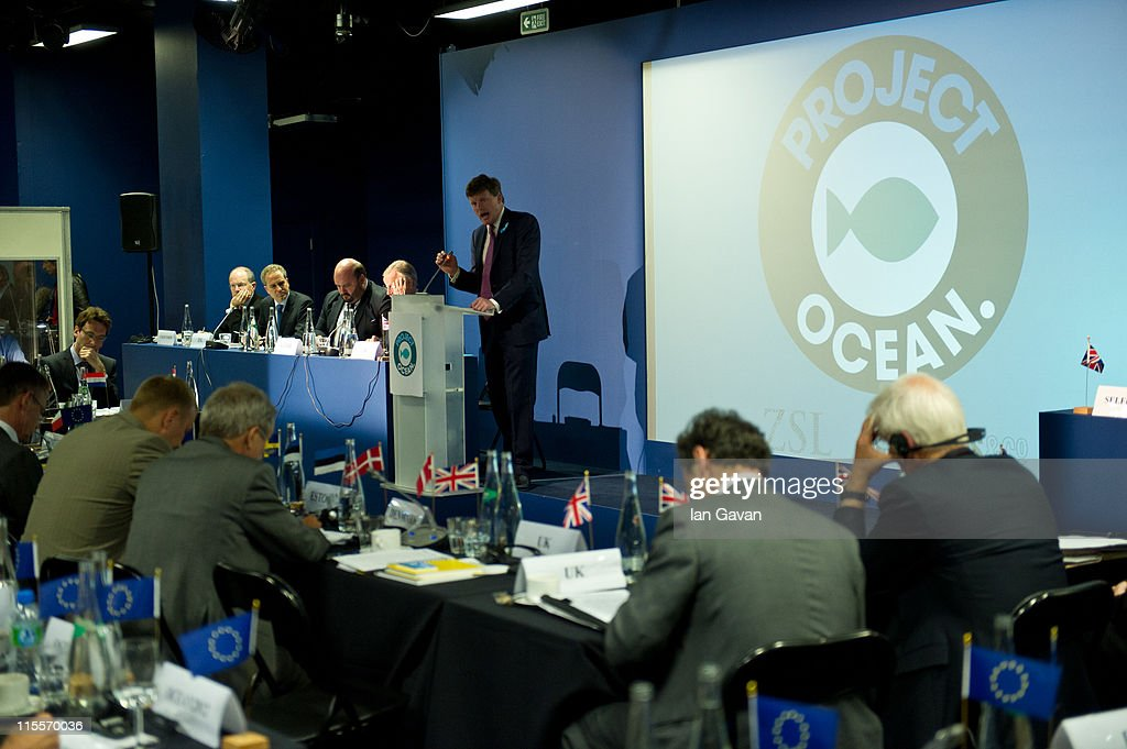 General view of the launch of the 19th World Oceans Day at Selfridges Ultralounge on June 8, 2011 in London, England. World Oceans Day is held for the first time at Selfridges and will be attended by members of Parliament from across the European Union.