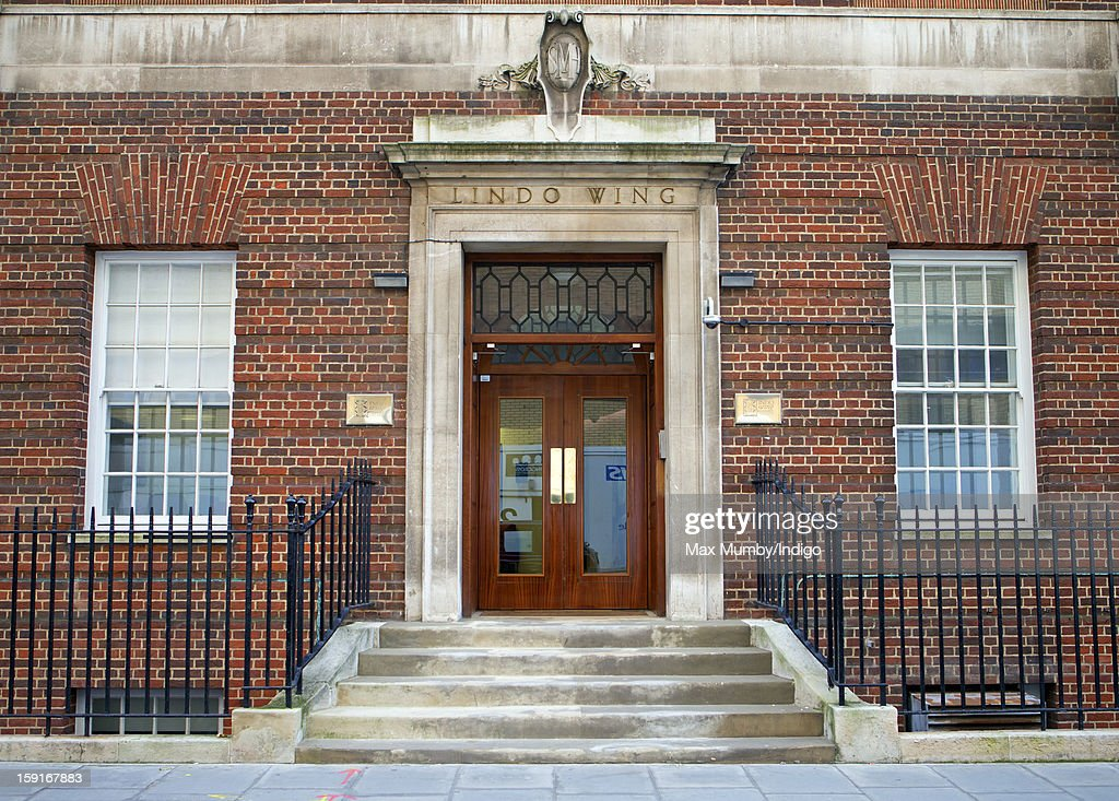 A general view of The Lindo Wing, a private hospital located at St. Mary's Hospital, Paddington on January 08, 2013 in London, England. The Lindo Wing is the hospital in which Prince William, Duke of Cambridge and Prince Harry were born.