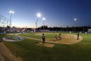 A general view of the Little League Softball World Series Championship game between the Southwest and the South at Alpenrose Dairy Field on August 13...