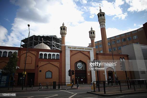 A general view of the London Muslim Centre on August 18 2010 in London England Muslim men and women across the world are currently observing Ramadan...