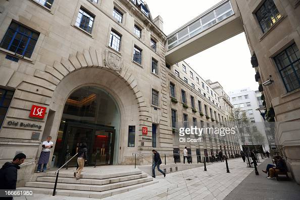 A general view of the London School of Economics and Political Science on April 15 2013 in London England The Director of the LSE has disclosed that...