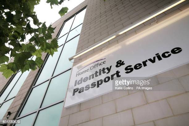 A general view of the London Victoria passport office A threeday strike has started today that could hit holidaymakers needing swift passports
