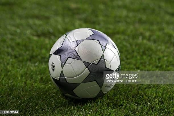 General view of the matchball