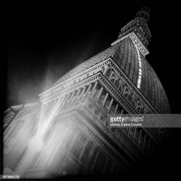 A general view of the Mole Antonelliana on December 18 2013 in Turin Italy Turin is the capital of the Piedmont region First Italian capital city in...