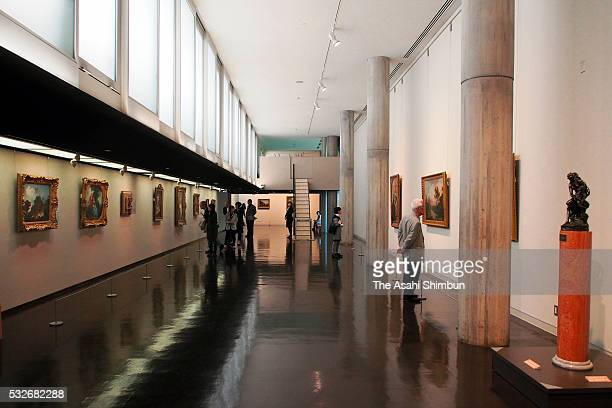 National Museum Of Western Art Stock Photos and Pictures ...