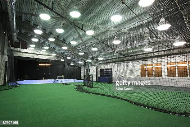 Batting Cages Stock Photos and Pictures | Getty Images
