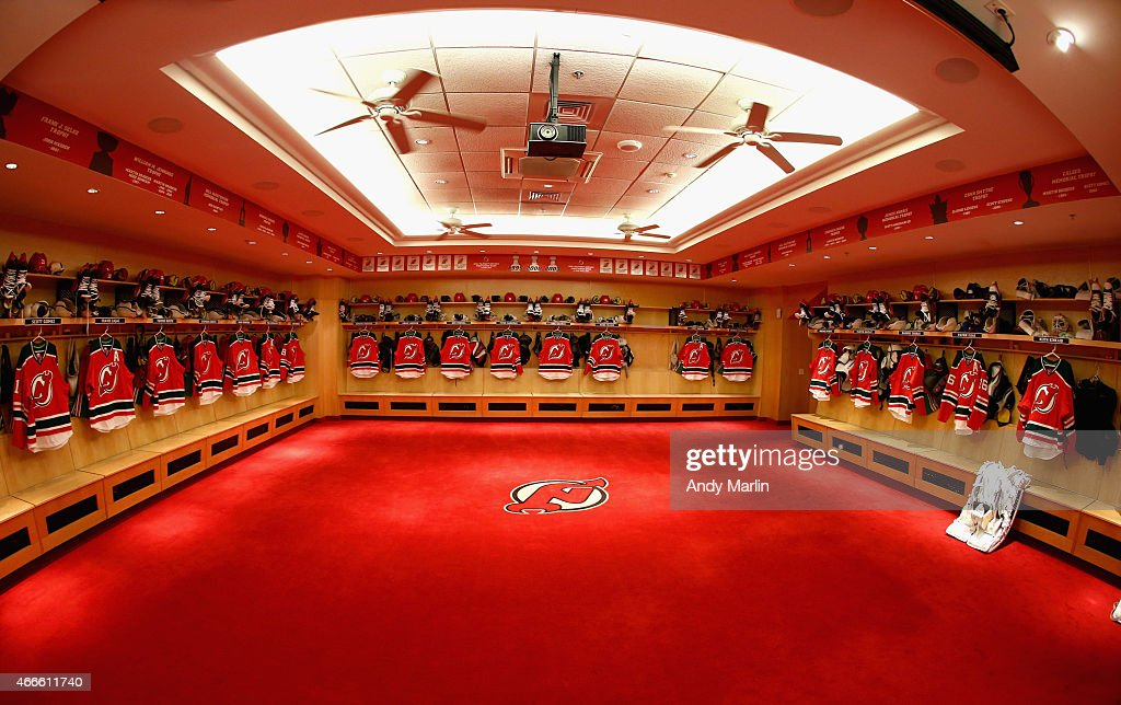 Prudential Center Newark Nj Locker Rooms