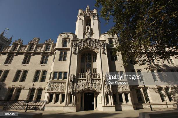 A general view of the new Supreme Court on October 2 2009 in London England A ceremony yesterday marked the start of the legal year with a...