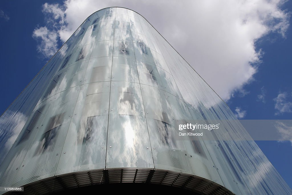 A general view of the new 'W' hotel in Leicester Square on April 12, 2011 in London, England.