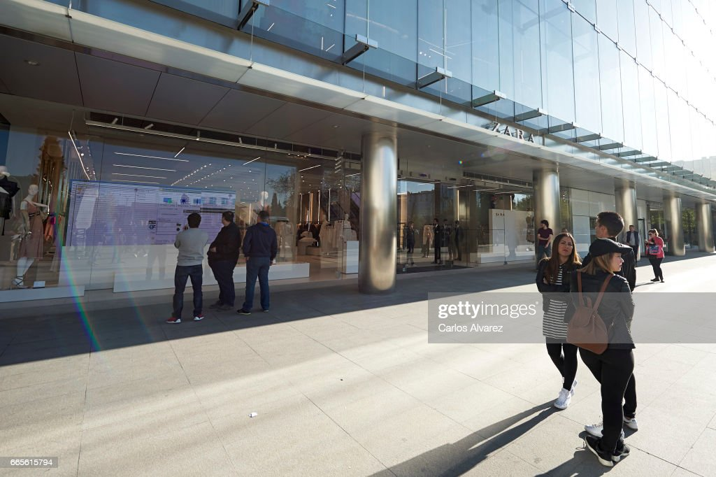 World's Biggest Zara Store Opens in Madrid Photos and ...