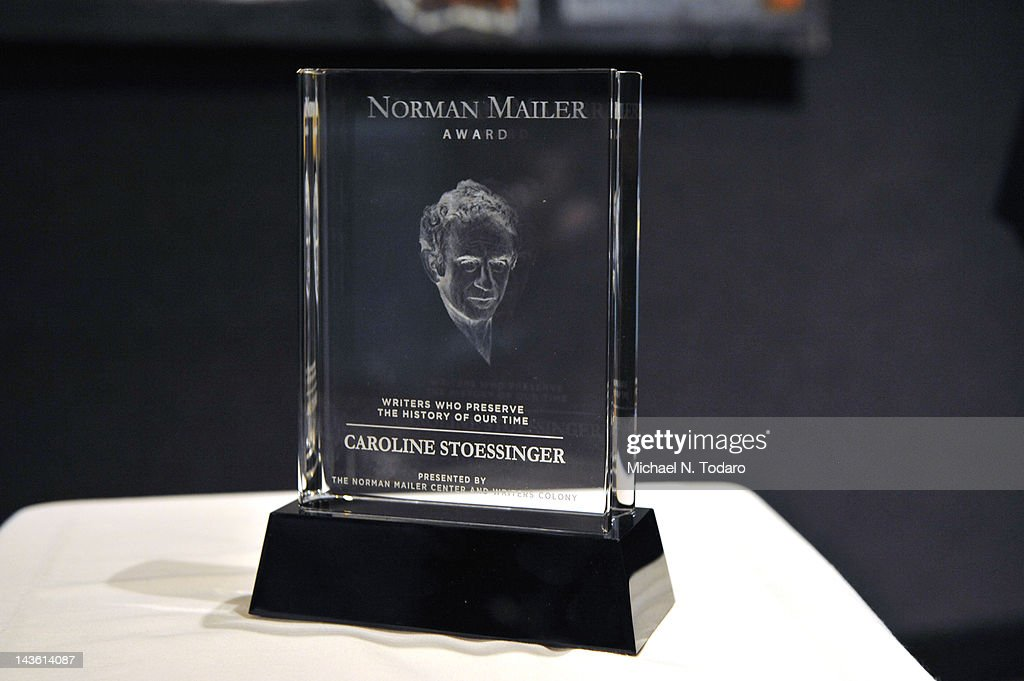 General view of the Norman Mailer Center Commendation Awards at The National Arts Club on April 30, 2012 in New York City.