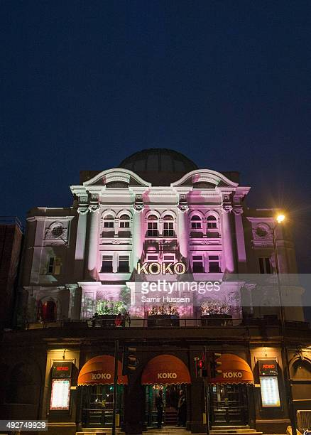 A general view of the of KOKO nightclub on May 21 2014 in London United Kingdom
