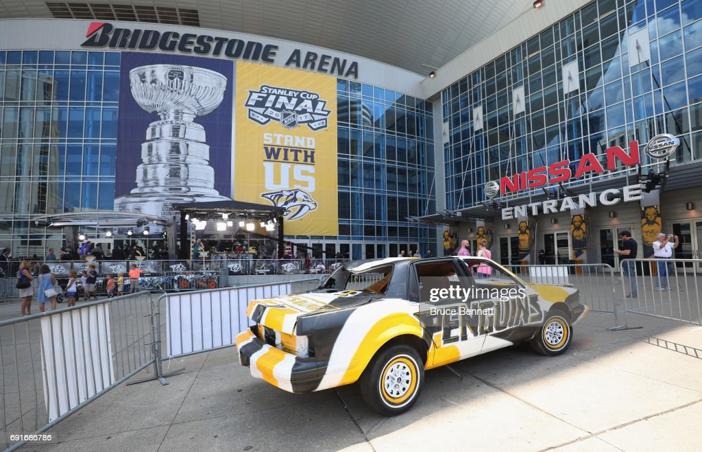 Image result for nashville stanley cup final bridgestone