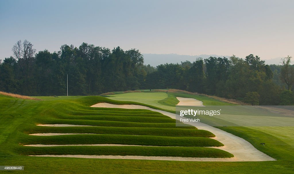 S open course previews getty images for The oakmont
