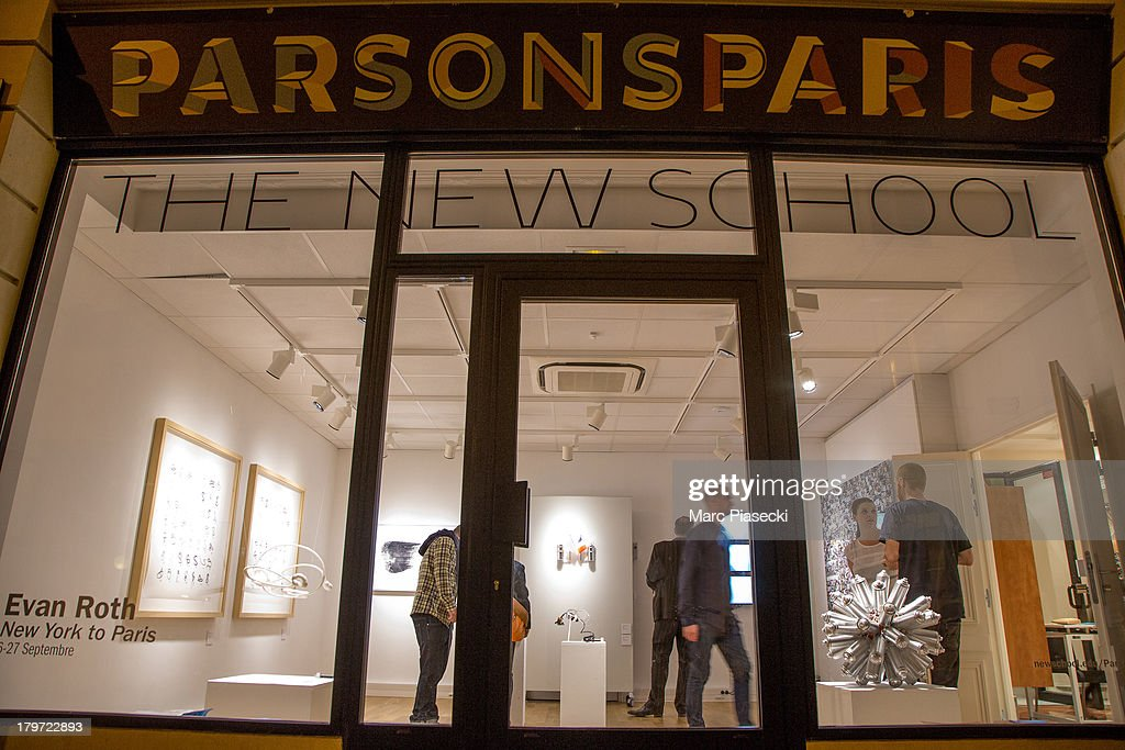 an overview of the parsons school of design Parsons school of fashion ranked the best undergraduate fashion design program in the us by the business of fashion parsons school of fashion ranked the best.