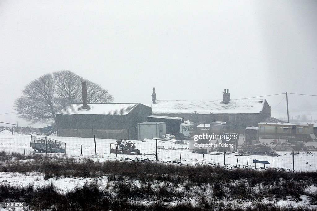 A general view of the Peter Boddy slaughterhouse which was raided as part of the police inquiry into the sale of horsemeat being sold as beef on February 13, 2013 in Todmorden, England. Officials searching for the source of horsemeat being passed off as beef have raided two meat plants in the United Kingdom. Police and officials from The British Food Standards Agency entered the Peter Boddy slaughterhouse in Todmorden which is suspected to have supplied horse carcasses to Farmbox Meats in Aberystwyth, Wales.