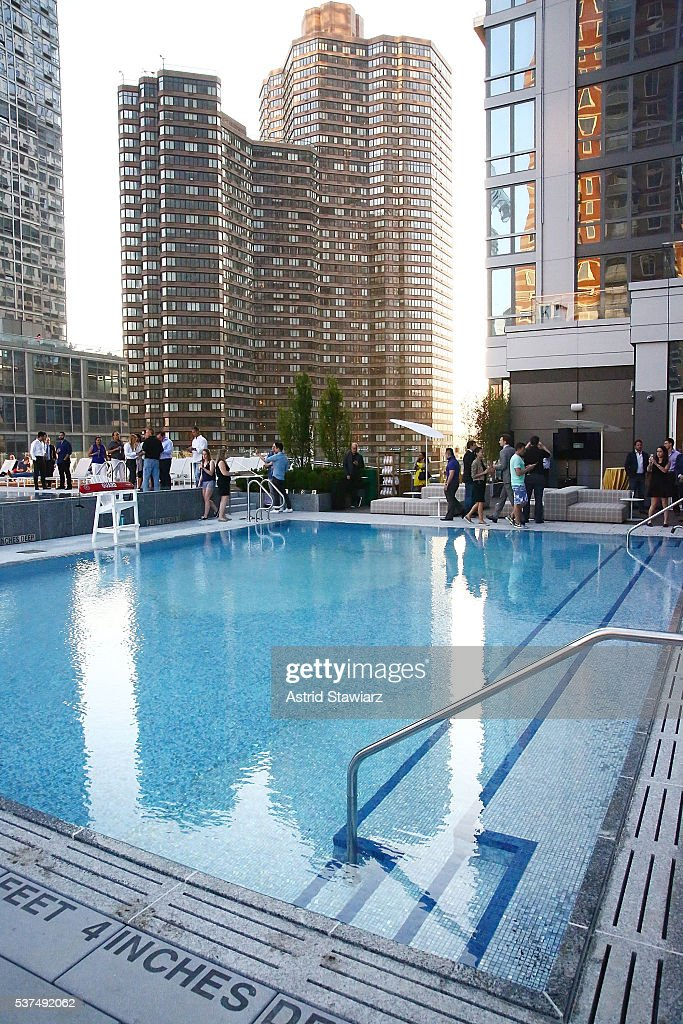 Life Time Athletic At Sky Grand Opening Getty Images
