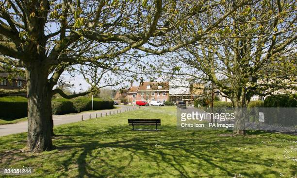 A general view of the quiet Dorset village of Holdenhurst near Bournemouth where residents have won the right to rename their road in a bid to stop...