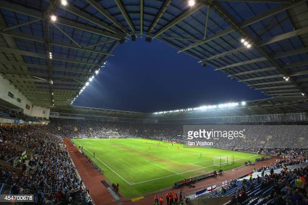 General view of the Ricoh Arena during the Sky Bet League One match between Coventry City and Gillingham at Ricoh Arena on September 5 2014 in...