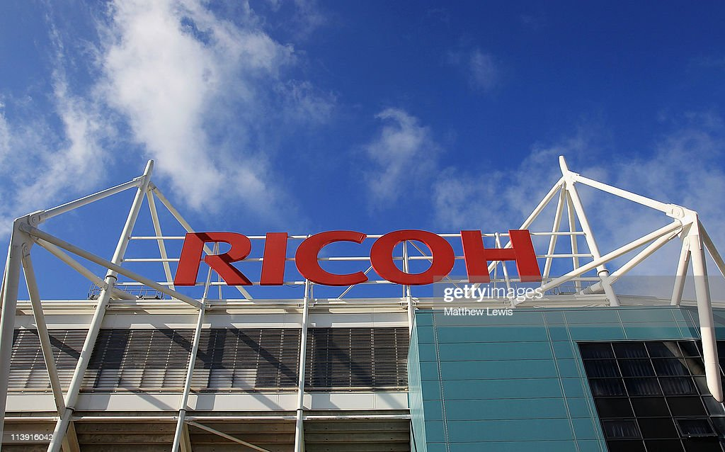 A general view of the Ricoh Arena on May 10, 2011 in Coventry, England.