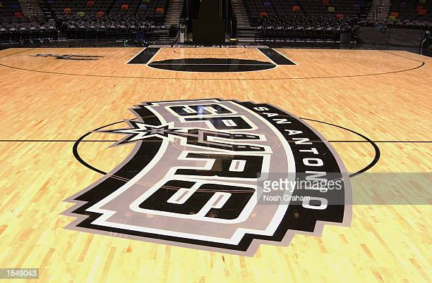 A general view of the SBC Center the new home of the San Antonio Spurs on October 19 2002 in San Antonio Texas NOTE TO USER User expressly...