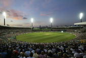 General view of the SCG during the One Day International match between Australia and England held at the Sydney Cricket Ground in Sydney Australia on...