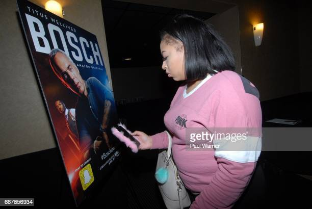 General view of the screening of Amazon's Original Series 'BOSCH' on Wednesday April 12 2017 at the Emagine Theater in Royal Oak MI
