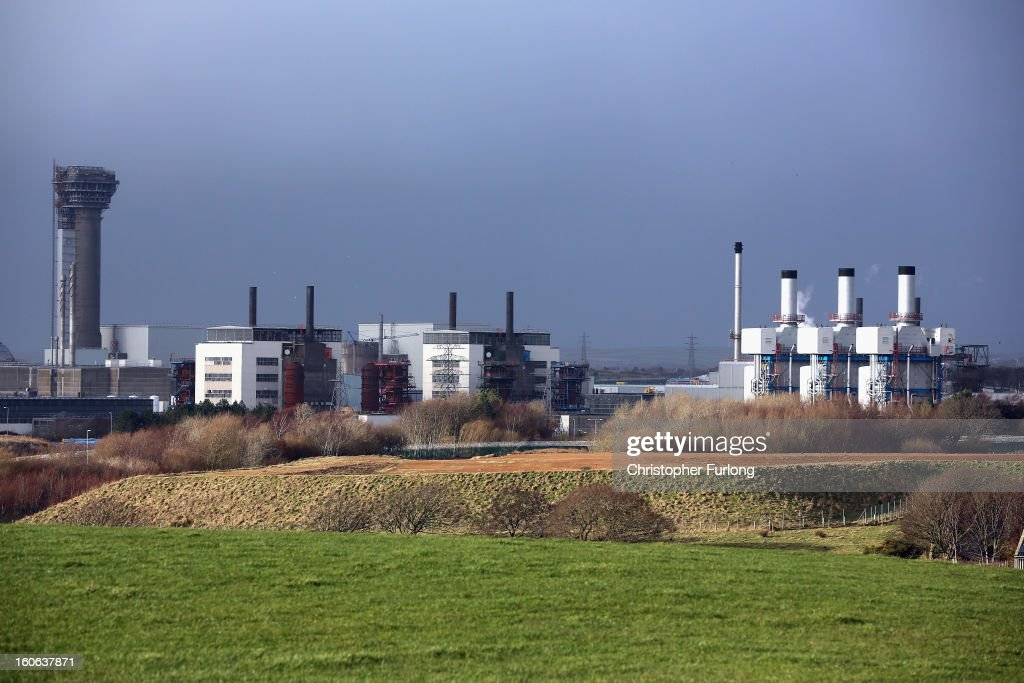 A general view of the Sellafield nuclear plant on February 4, 2013 in Seascale, England. A report by the the Public Accounts Committee has stated that the cost of cleaning up the Sellafield nuclear waste site in Cumbria has reached 67.5 billion GBP and that costs will continue to rise in dealing with the tons of nuclear waste at the site.