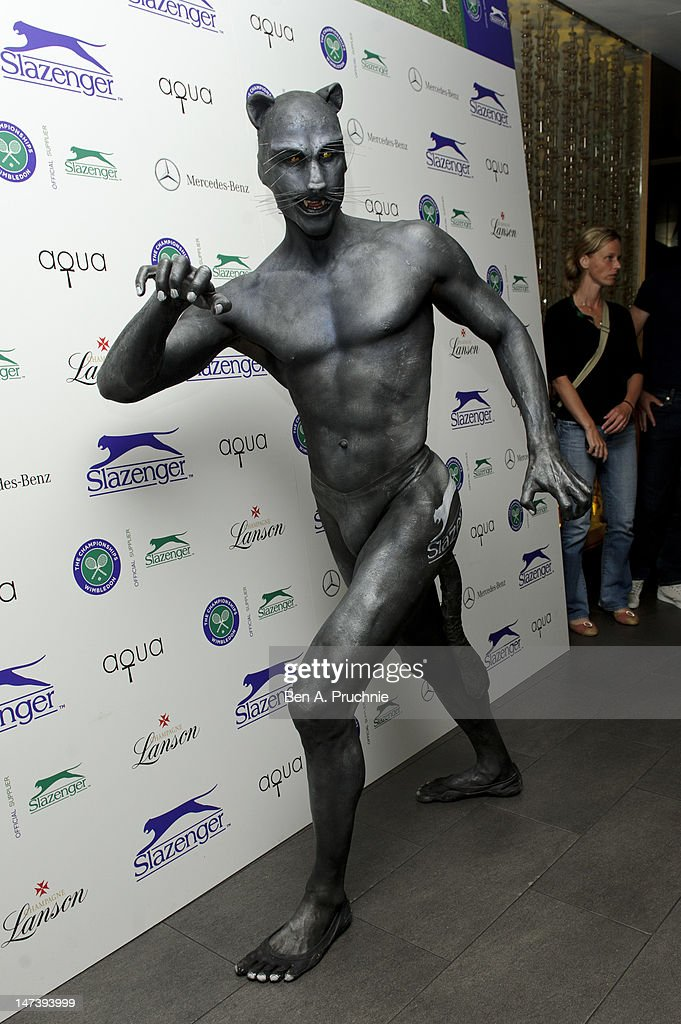 A general view of The Slazenger Party 2012 at Aqua on June 28, 2012 in London, England.