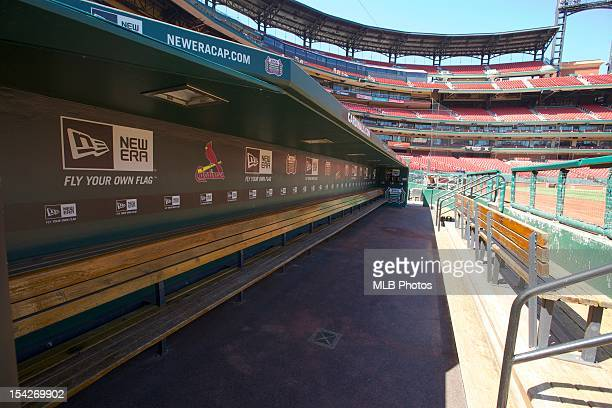 Dugout Stock Photos And Pictures Getty Images